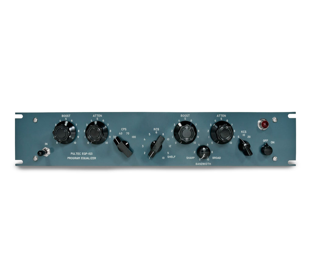 Pultec EQP-1S3-SS Solid State Version