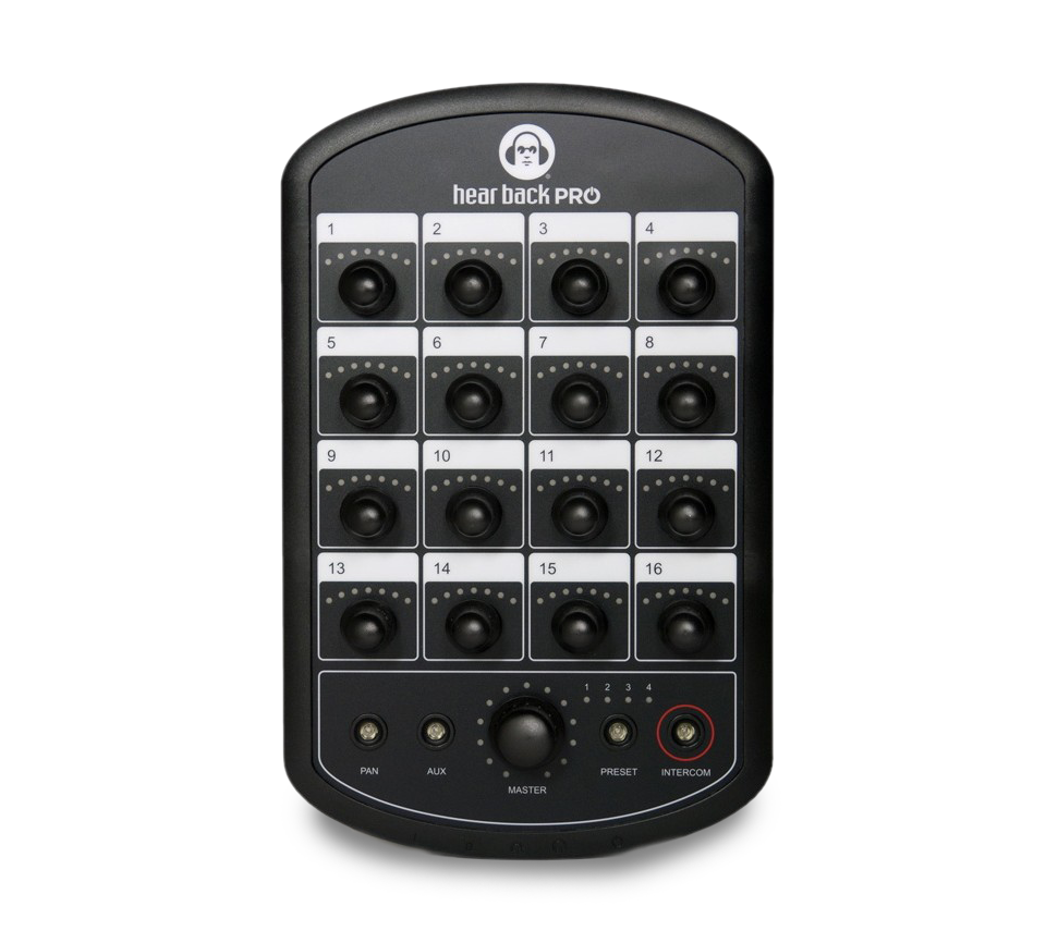 Hear Back Pro Mixer