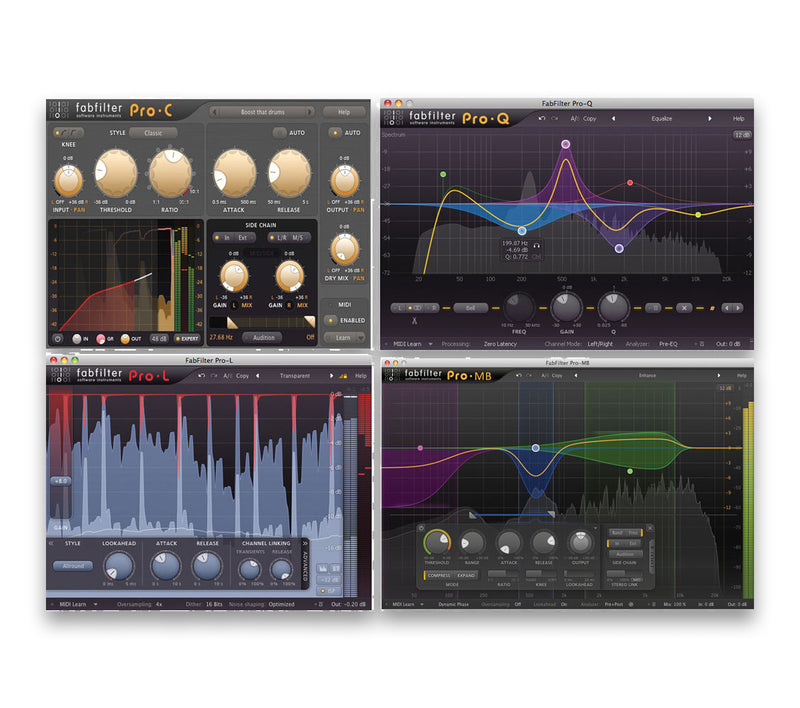 Mastering Plug-in Bundle
