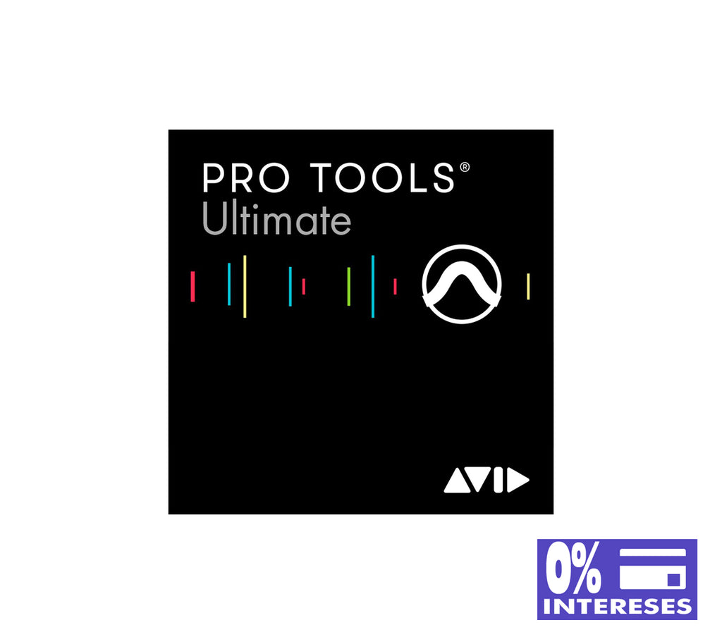 Pro Tools Ultimate HD