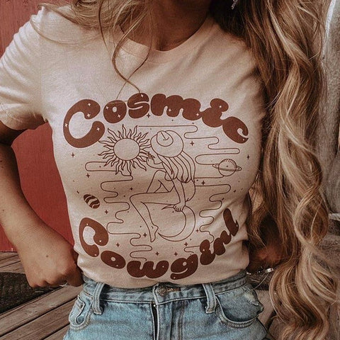Cowgirls Run the World Toddler Tee