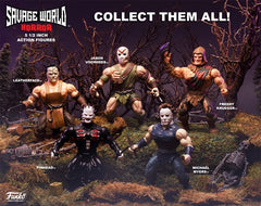 HORROR! Savage World figures