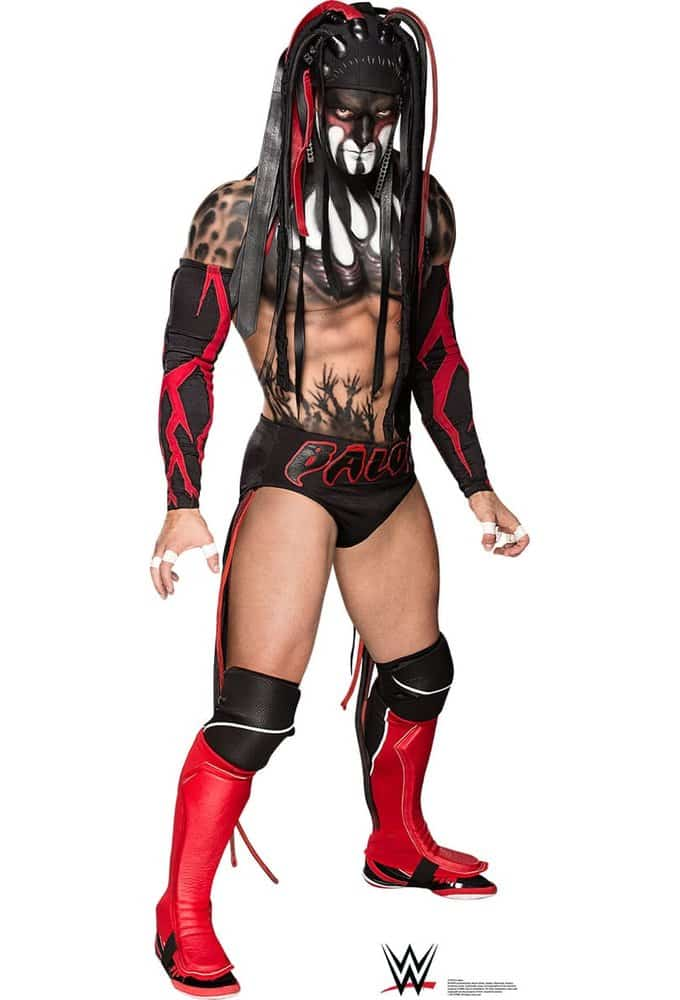 WWE Finn Balor life size stand up