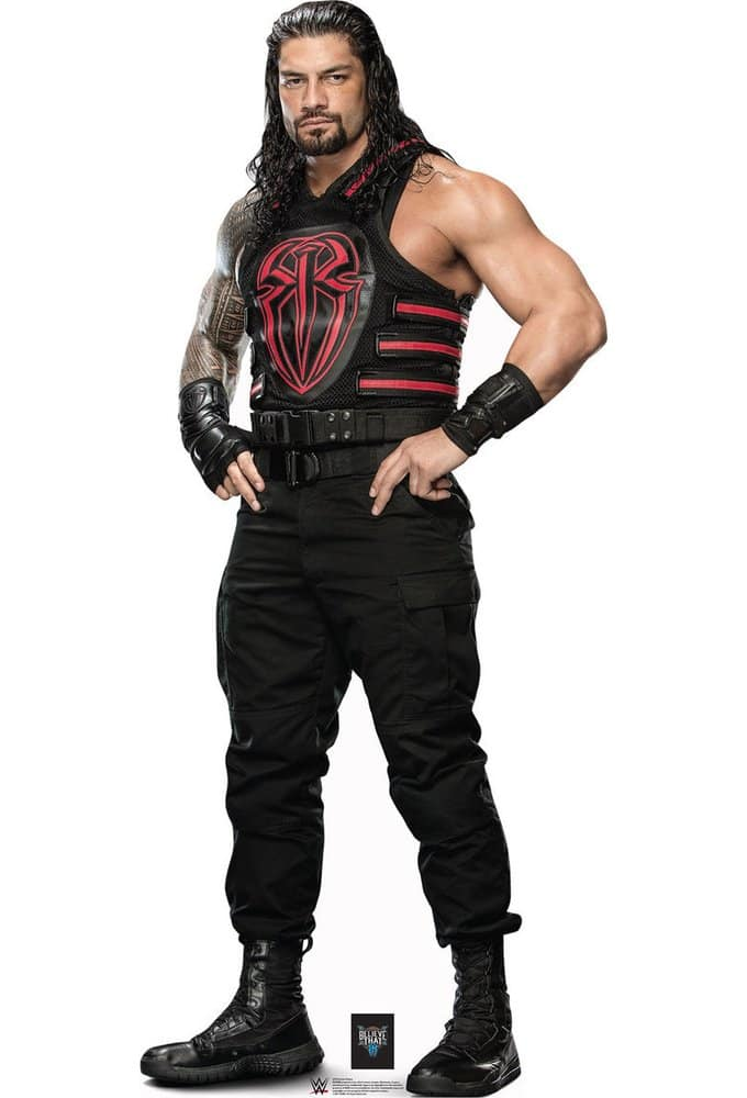 WWE Roman Reigns Life Size Standup