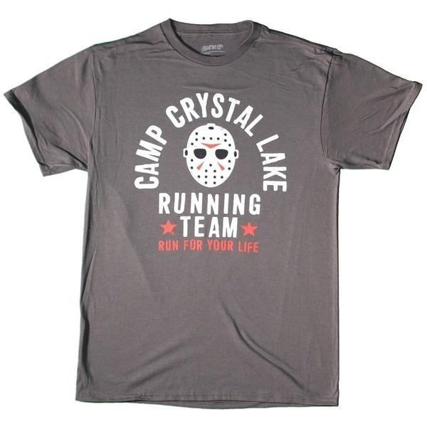 Camp Crystal Lake Running Team- Jason Voorhees