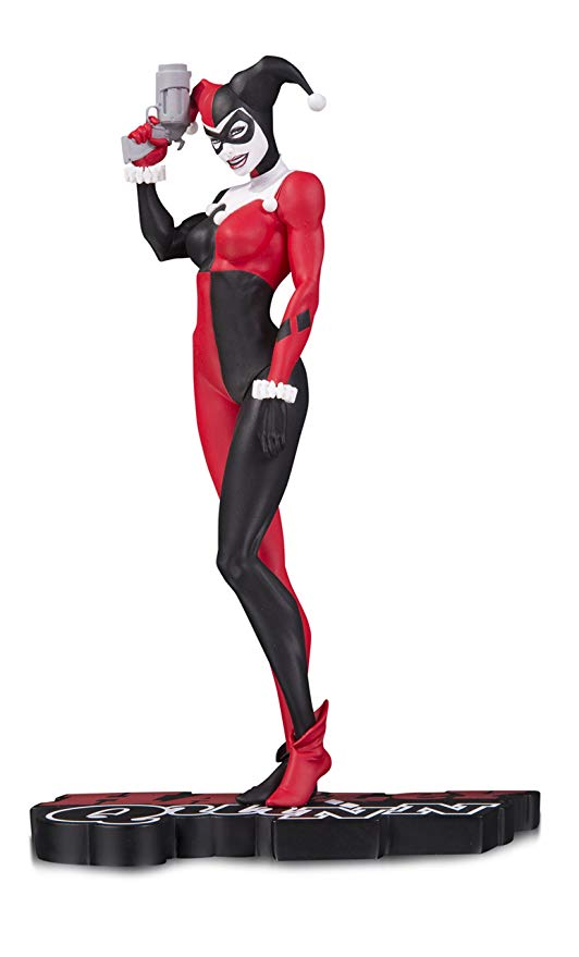 DC Collectibles: Harley Quinn (Michael Turner Edition) Statue
