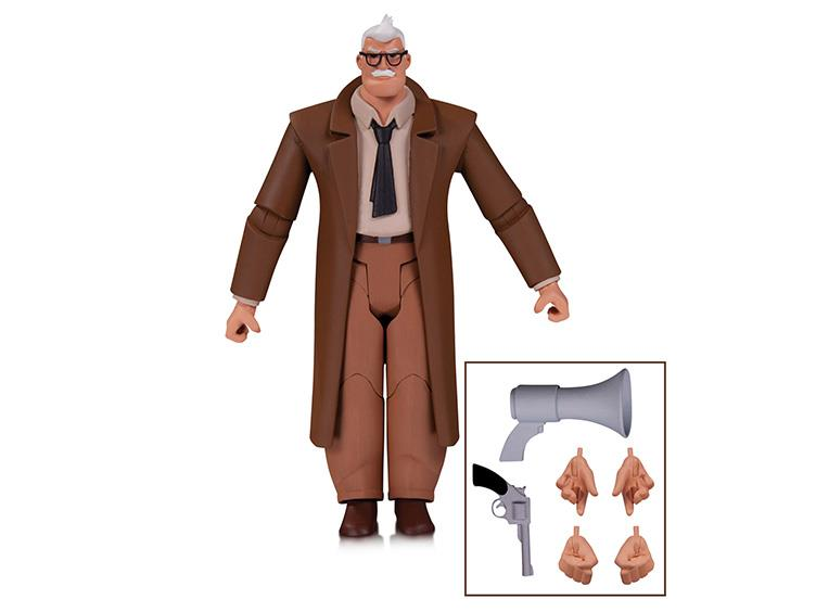 The New Batman Adventures: Commissioner Gordon