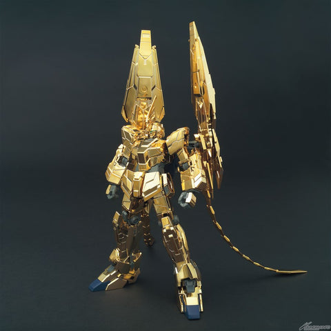 Bandai: RX-0 Unicorn Gundam 03 Phenex (Gold Coating)