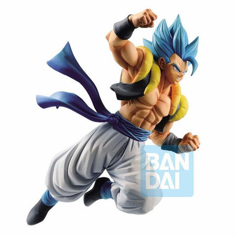 Drangonball Super Bandai Z Battle Figure: Super Saiyan God Super Saiyan Gogeta