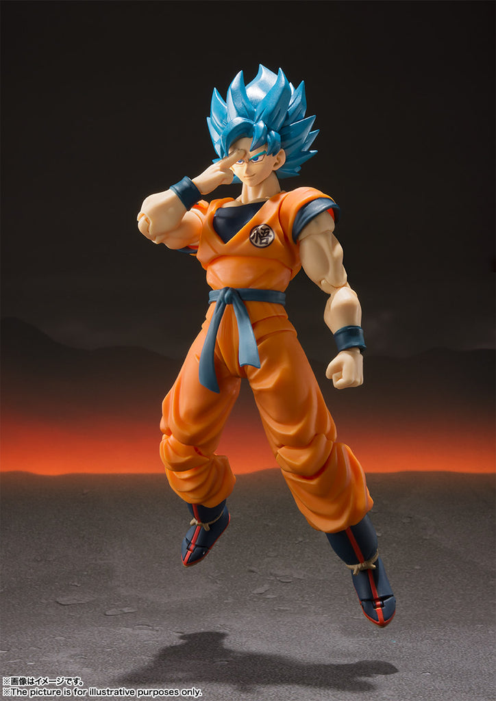 Dragonball Super: Son Goku Super Saiyan Blue