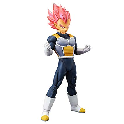 Drangoball Super The Movie Broly: Super Saiyan God Vegeta