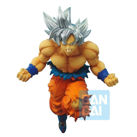 Drangonball Super Bandai Z Battle Figure: Son Goku Ultra Instinct