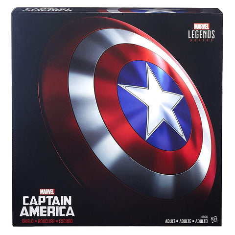 Marvel Legends: Captain America Shield