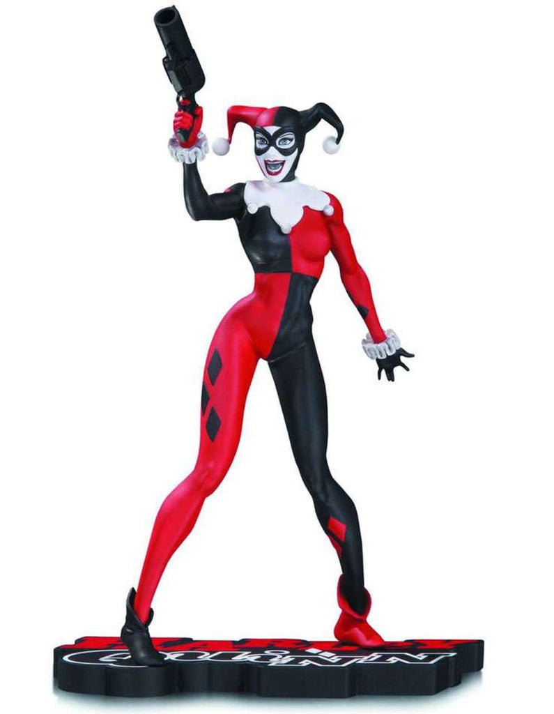 DC Collectibles: Harley Quinn (Jim Lee Edition) Statue