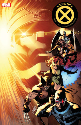 House of X (Issue 3)