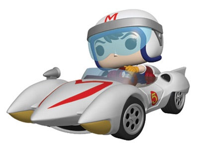 Funko POP RIDES! Mach 5 with Speed Racer