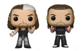 FUNKO WWE Hardy Boyz Pop! Vinyl Figure 2-Pack