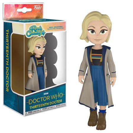 FUNKO! Rock Candy: Dr. Who Thirteenth Doctor