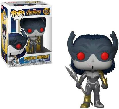 Funko Pop Marvel: Avengers Infinity War - Proxima Midnight