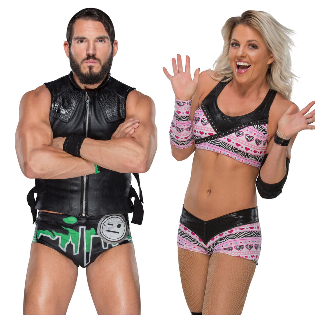 NXT® Superstars Johnny Gargano™and Candice LeRae™ Base Ticket