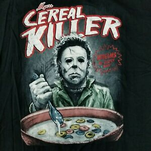 Cereal Killer- Michael Myers Shirt