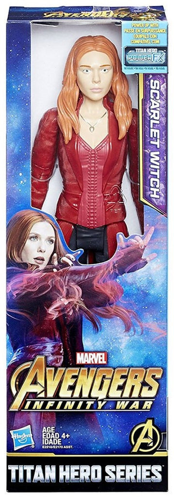 Marvel Titan Hero Series: Scarlet Witch