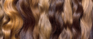 DIFFERENT TYPE OF HAIR EXTENSION