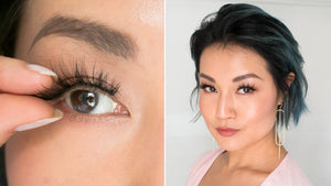 HOW TO APPY LASHES