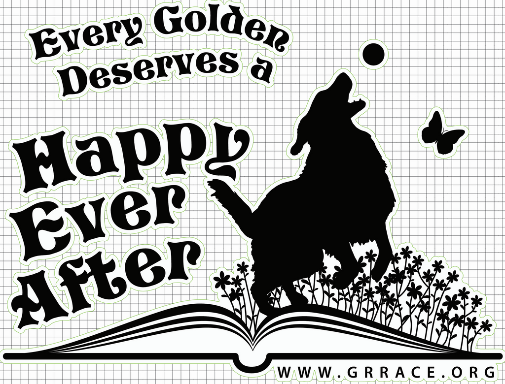 GRRACE Sweatshirt-Happy Ever After (Black Graphic)