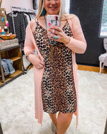 Keen Instinct Cheetah Dress - TheBrownEyedGirl Boutique