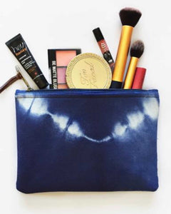 Brilliant Tie-Dye Clutch