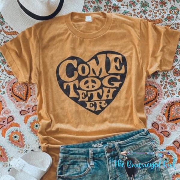 Come Together Tee's