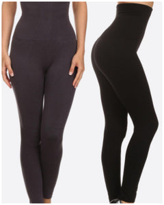 Yelete High Compression High Waisted Leggings