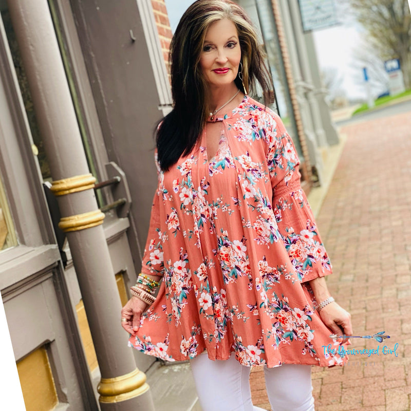 Flowers In Bloom Dress