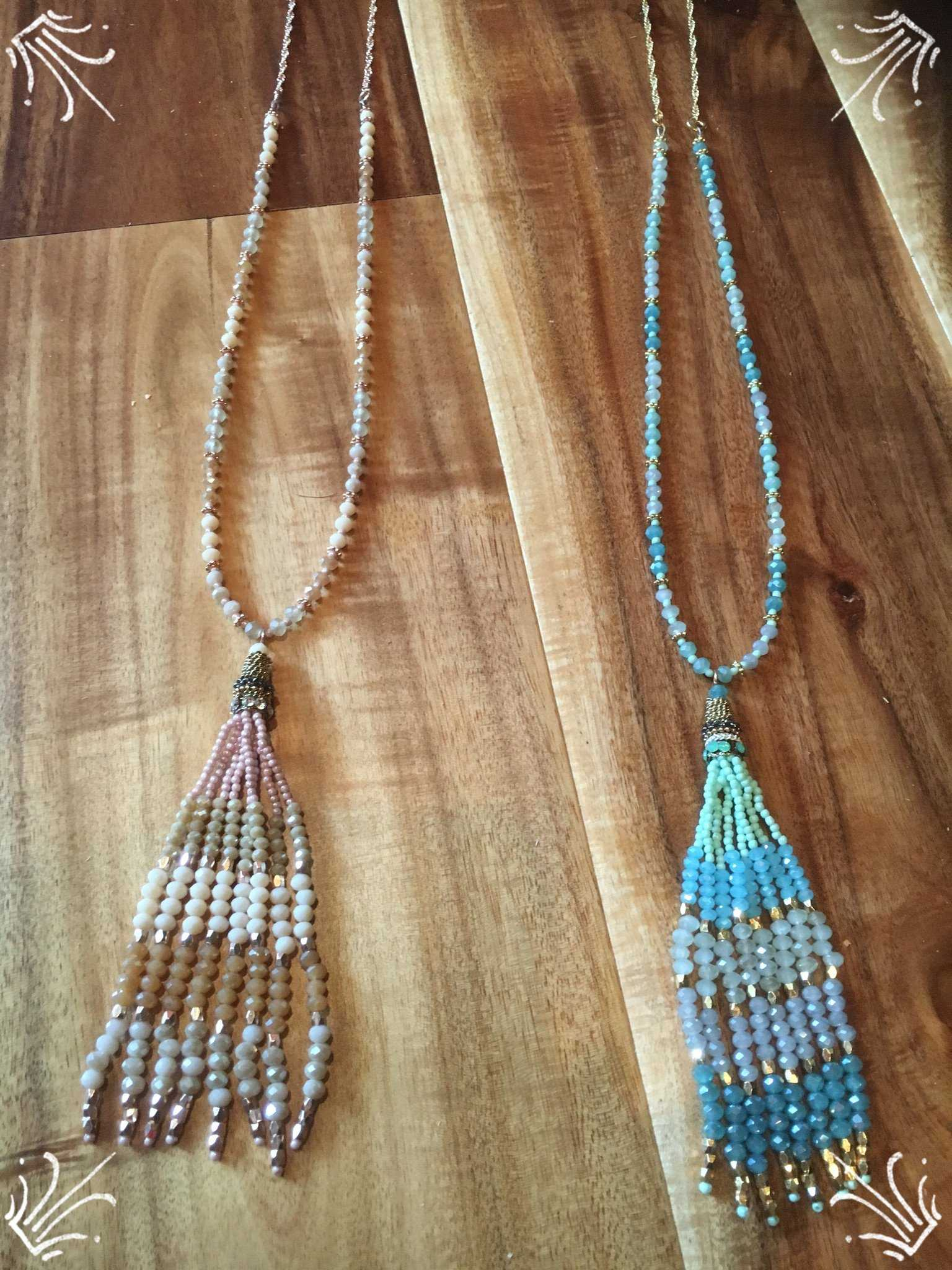 Spring /Summer collection Tassels