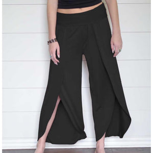 Solid Tulip Pedal Pants Womens - TheBrownEyedGirl Boutique