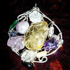 Gianina Crystal Talimans / Crystal Healing Jewelry