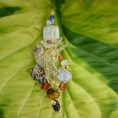 Natural Crystal Jewelry / Talisman