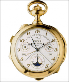 PATEK PHILIPPE – HENRY GRAVES – POCKET WATCH
