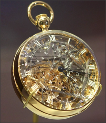 BREGUET GRANDE COMPLICATION MARIE-ANTOINETTE watch