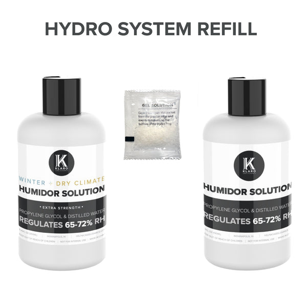 Hydro System Refill Kit