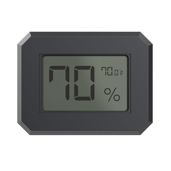 Digital Hygrometer for Humidors (Embedded)