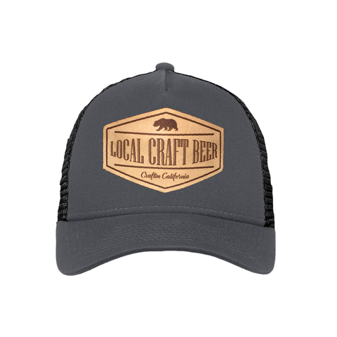Local Craft Beer Graphite