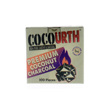 Cocourth Coconut Hookah Charcoal (MINI Cube)