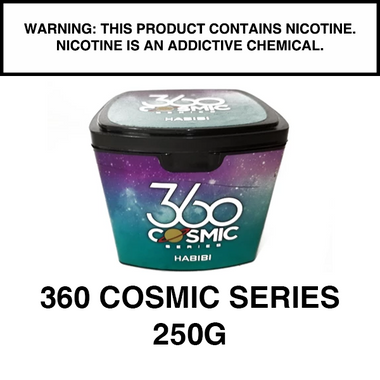 360 Tobacco Cosmic Series