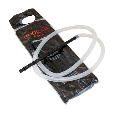 HookahJohn Disposable Hookah Hoses 3 pack