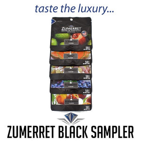 Zumerret Black Sampler