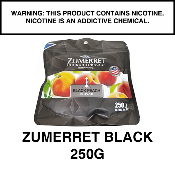 Zumerret Black - 250g
