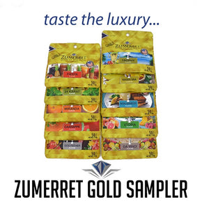 Zumerret Gold Sampler