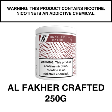 Al Fakher Crafted Batch 250g